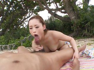 Порно ебля на пляже