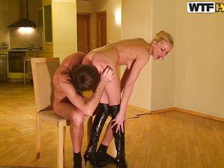 Русское домашнее порно 90 х