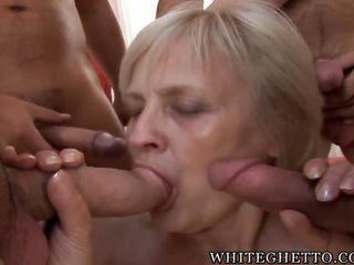Порно бабушки свингеры