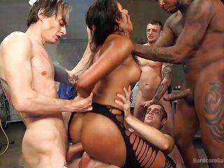 Групповое порно нд