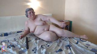 секс фото толстых бабушек