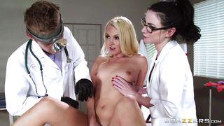 Плохой доктор порно