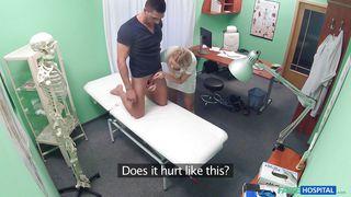 Порно видео на приеме у обычного врача