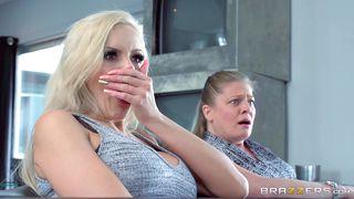 порно секс с мамкой с большими сиськами